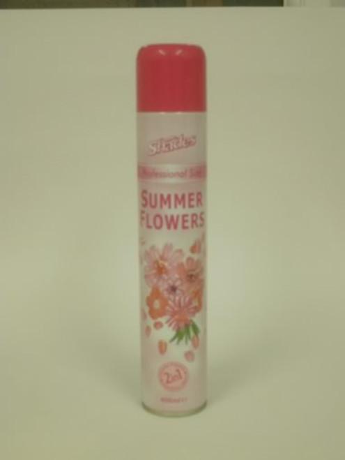 Air freshener Aerosol Summer Flowers 400ml Can