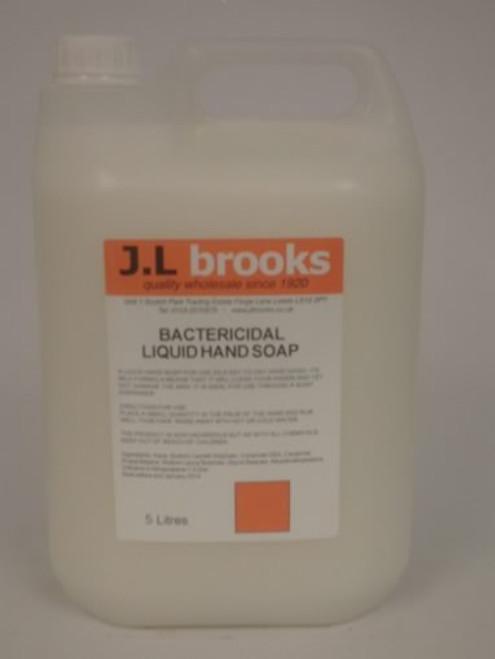 Hand Soap - Antibacterial Liquid Hand Soap 5ltr