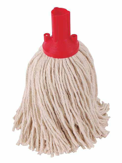 Excel Mop Heads - Red x 3 per pack