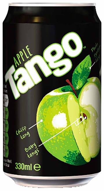 Tango Apple Cans 330ml x 24