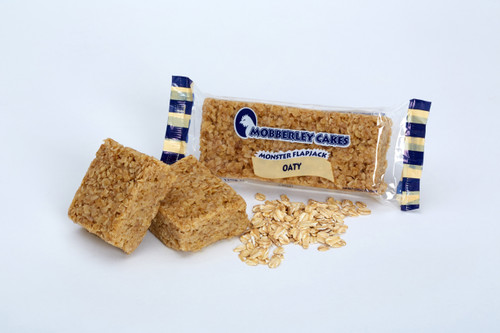 Mobberley Cakes Monsters Flapjack Oaty 120g x 30