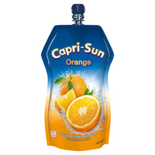 Capri Sun Orange Pouch (Twist Cap) 330ml x 15