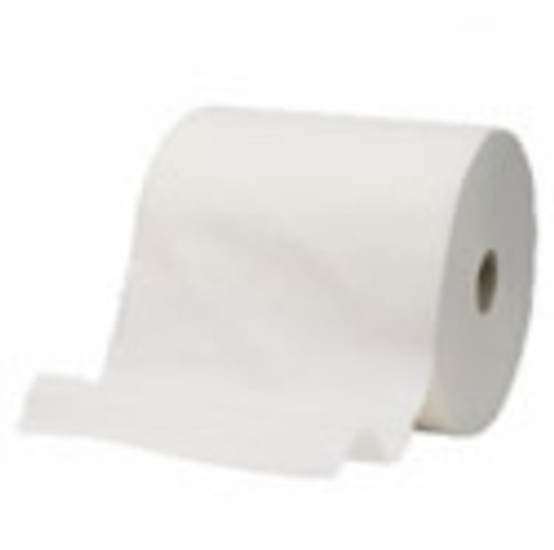 Centre Feed White Roll Hand Towels x 6