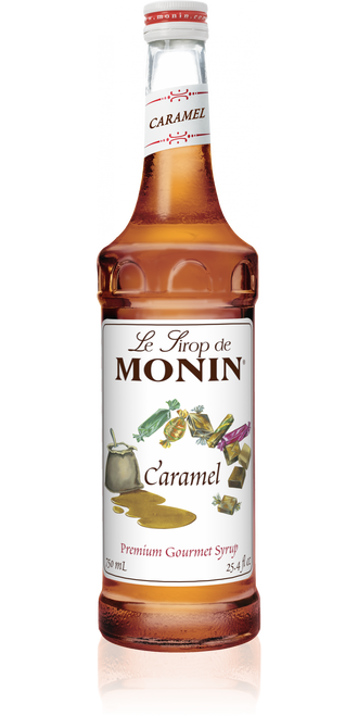 Monin Coffee Syrup - Caramel 70cl