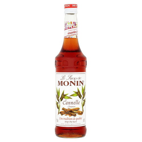 Monin Coffee Syrup - Cinnamon 70cl