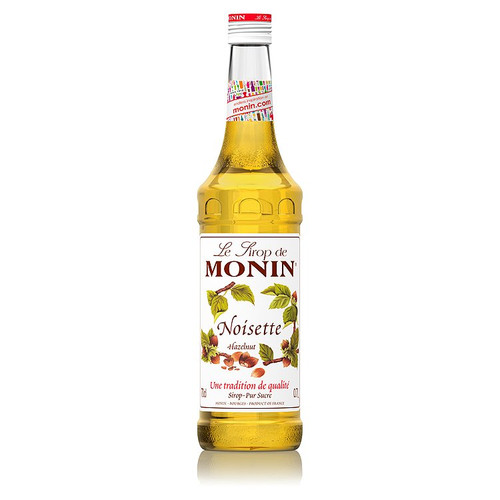 Monin Coffee Syrup - Hazelnut 70cl