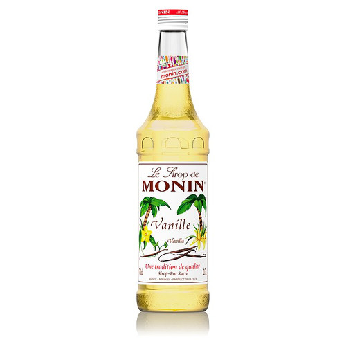 Monin Coffee Syrup - Vanilla 70cl