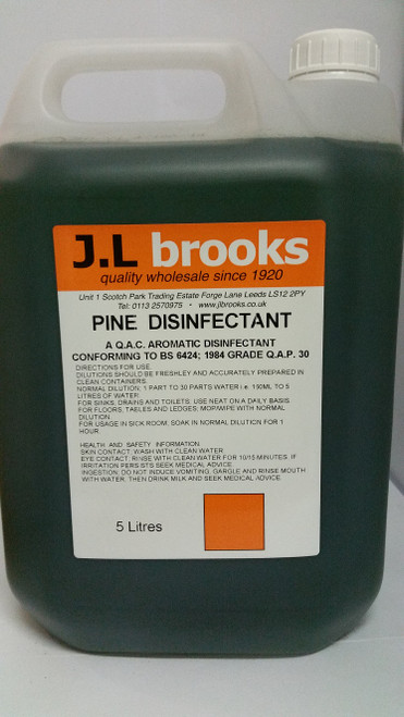 Pine Disinfectant 2 x 5ltr