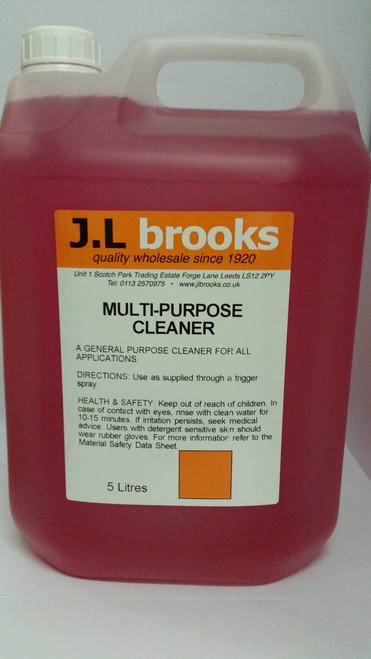Multi Surface Cleaner 5ltr