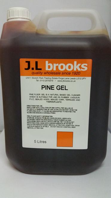Pine Floor Gel 5ltr