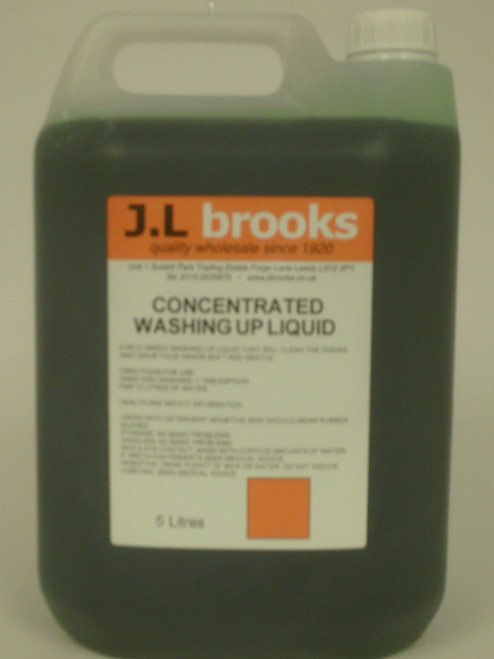 Washing Up Liquid - Concentrated 20% 2 x 5ltr