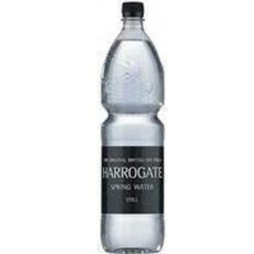 Harrogate Spa Still Water Plastic Bottle 1.5ltr  x 12