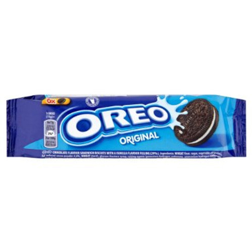 Oreo Biscuits Original Snack Pack 66g x 20