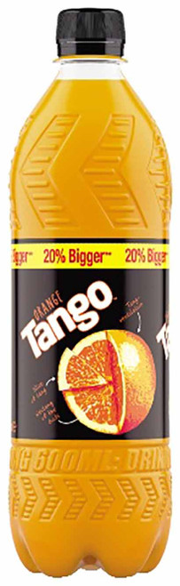 Tango Orange 500ml / 600ml x 24