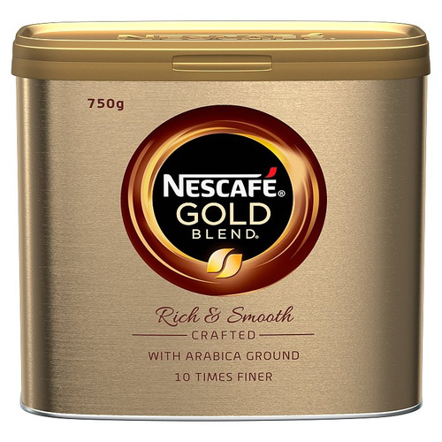 Nescafe Gold Blend Instant Coffee 750g
