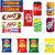 Family Mixed Bundle Deal - Nestle Chocolate, Walkers Crisps & Coca Cola Mixed Case