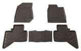 Keep the carpet of your D-Max clean and tidy with the Rubber Floor Trays. These trays are durable and high quality and can be easily removed and washed down with a hose or water-blaster.