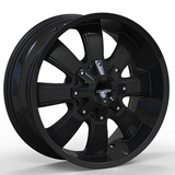 20'' Sparx alloys with highway tyres suitable for the Isuzu D-Max ute and MU-X SUV.