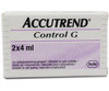 Accutrend Control G Solution (2 x 4ml)