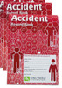 New A5 Size Accident Record Book