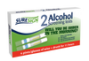 Morning After Alcohol Screening Breathalyser Test