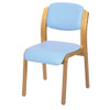 Aurora Visitor Chair (Anti-bacterial Vinyl)