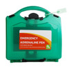 Sealable Wall Box for Adrenaline Auto Injectors (AAIs)