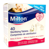 Milton Sterilising Tablets Pack of 40