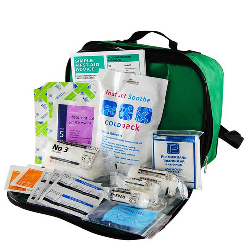 Incident First Aid Kit in Carry Bag