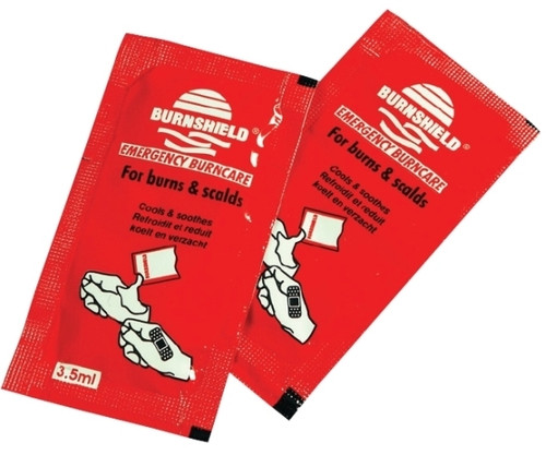 Burnshield Burn Blot Gel Sachet (3.5ml)