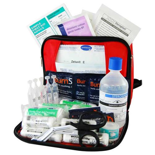 Burn Trauma First Aid Kit