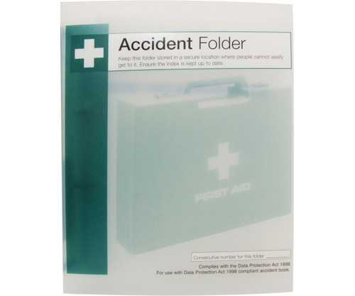 Accident Report Binder
