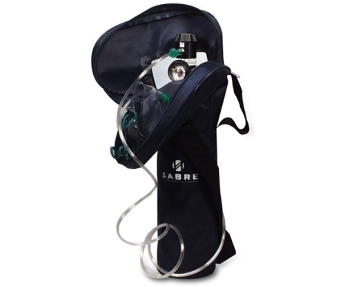 Portaflow 17 (1.7 Litre) Portable Oxygen Therapy Cylinder