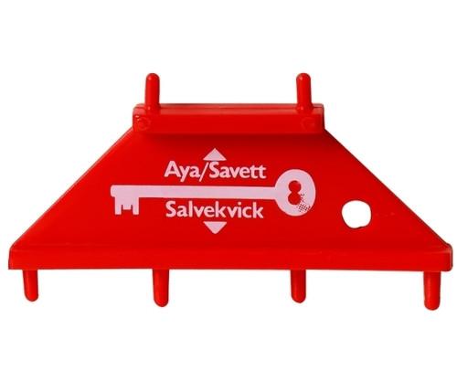 Cederroth Dispenser Refill Spare Key