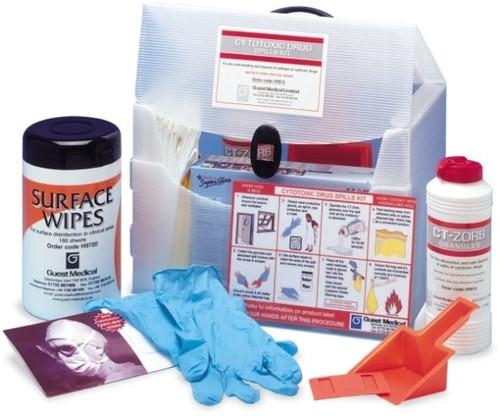 Cytotoxic Drug Spillage Kit