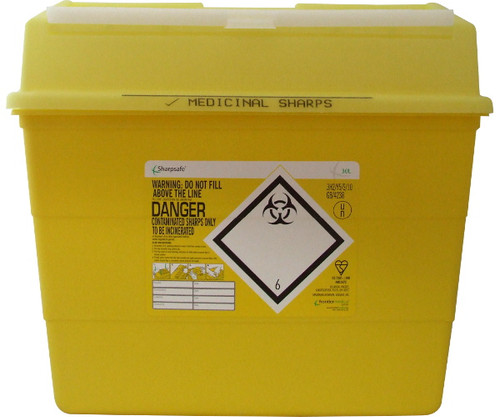 Sharpsafe Disposal Bin (30 Litre)