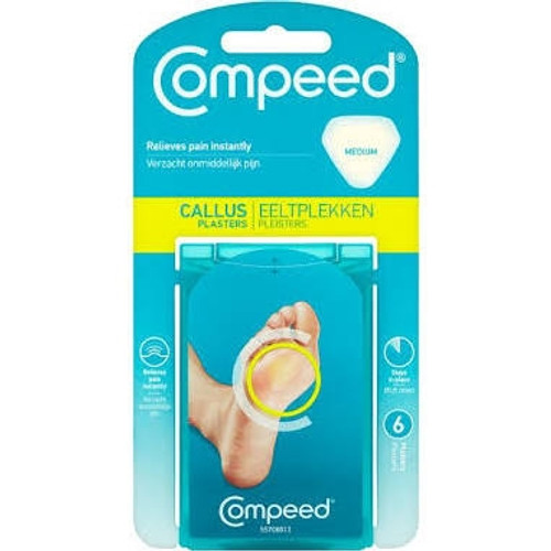 Compeed Callus Plasters (Pack of 6)