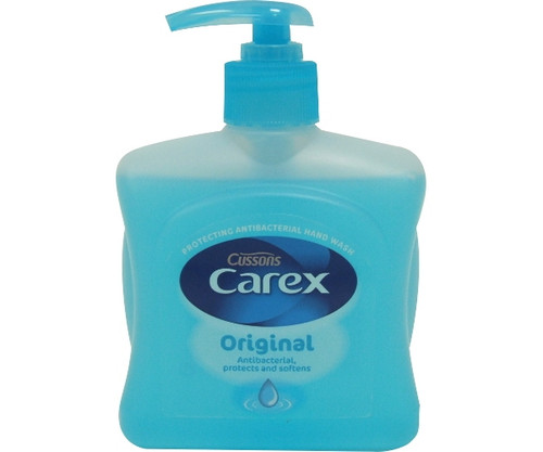 Cussons Carex Hand Wash (250ml)