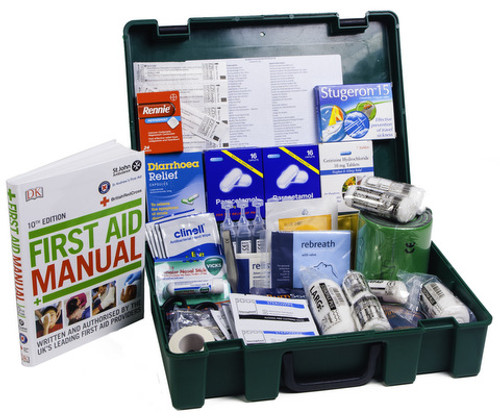 Aviation First Aid Kit to EASA &(AMC CAT IDE A 220) Standard