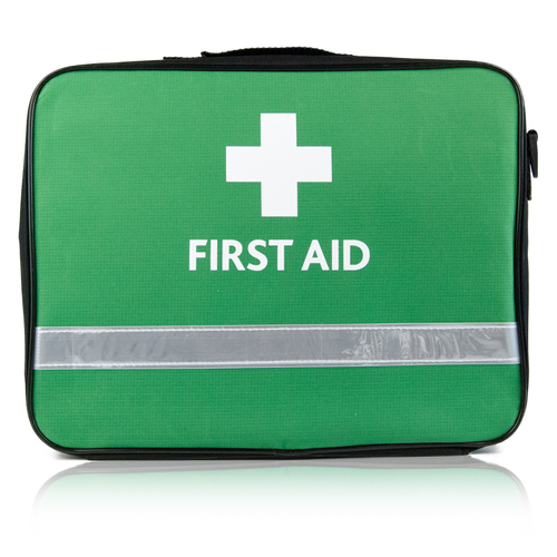 Relisport Sports Pitch Side First Aid Kit in Handy Carry Bag