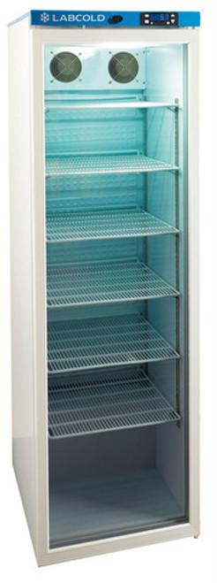 Labcold RLDG1510 430 litre Glass Door Pharmacy Refrigerator