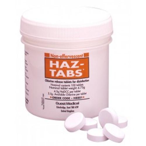 Haz-Tab Tablets 4.5g x 100