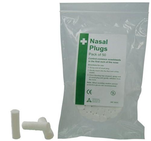 Nasal Plugs x 50