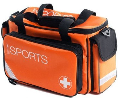 Orange Sports Bag - Large