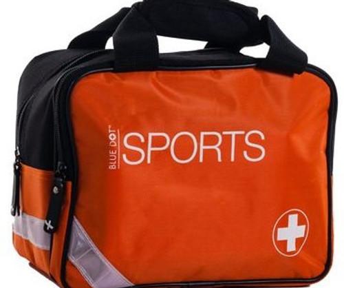Orange Sports Trainer Bag