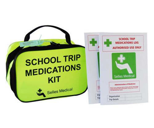 School Trip Medications Bag