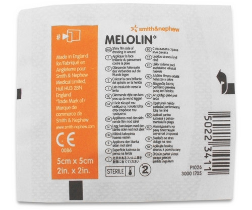 Melolin Non Adherent Dressing