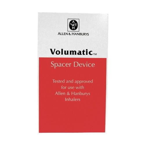 Volumatic Spacer for Inhaler
