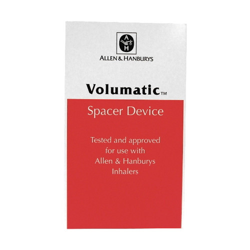 Volumatic Spacer for Inhaler