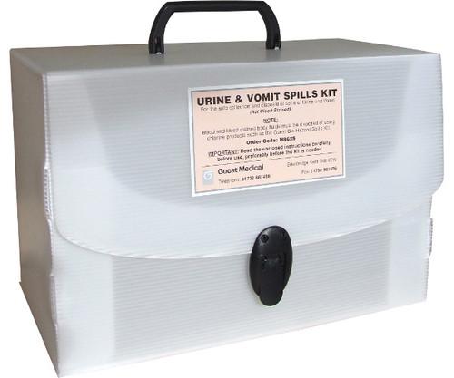 Urine & Vomit Spill Removal Kit
